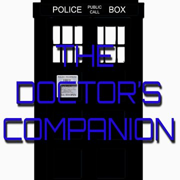 The Doctor's Companion by AndreBalboa