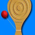 ✿♥‿♥✿A FAVORITE CHILDHOOD MEMORY OF MINE PADDLE BALL TOTALY DESIGNED BY BONITA✿♥‿♥✿ by ✿✿ Bonita ✿✿ ђєℓℓσ