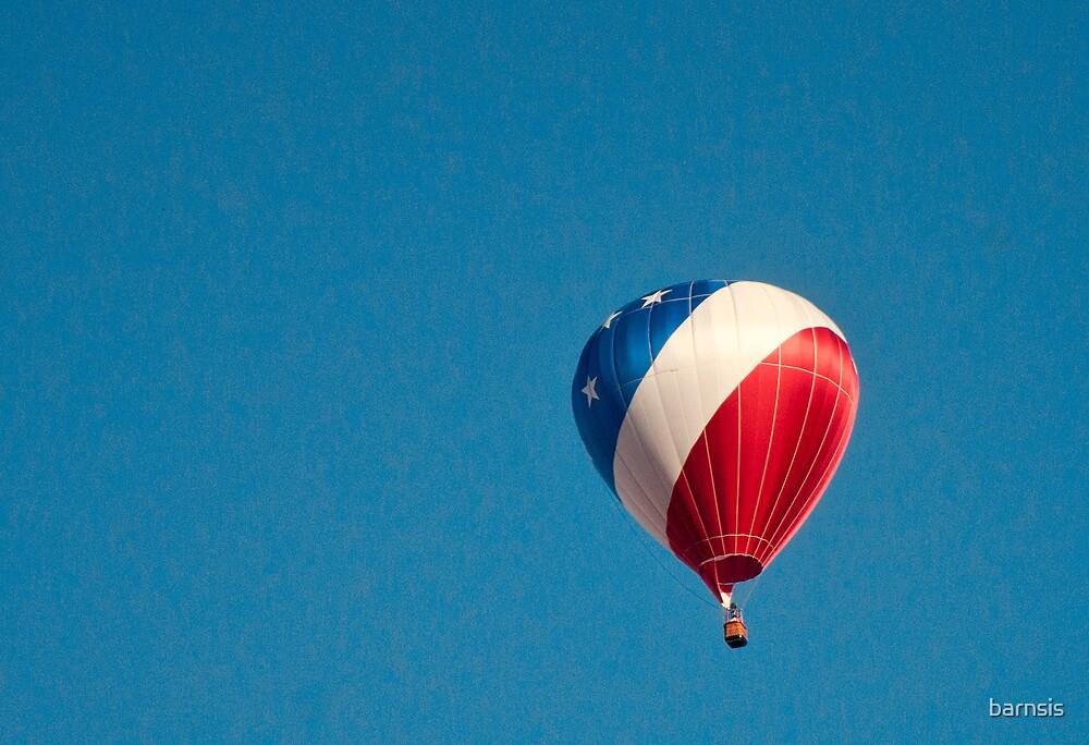 A Patriotic Balloon by barnsis