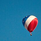 A Patriotic Balloon by barnsis