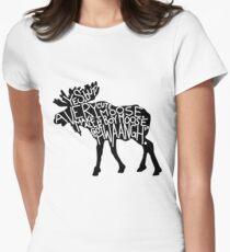 Hwaangh Women's Fitted T-Shirt