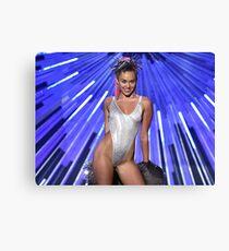 Miley Cyrus Leinwanddruck