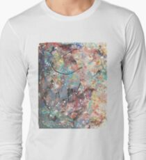 Crazy Universe by Suzanne Leclair Long Sleeve T-Shirt