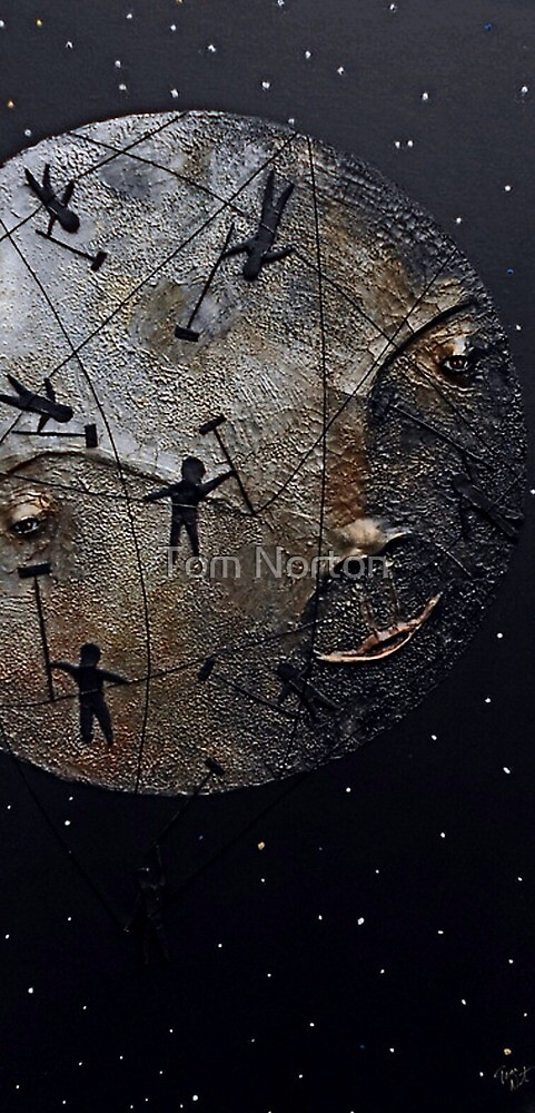 Moon Groomers by Tom Norton