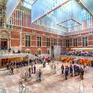 Rijksmuseum by Robyn Carter