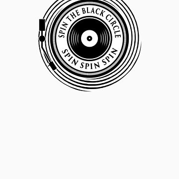 Spin the black circle by Grunger71