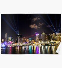 Brisbane Festival Poster