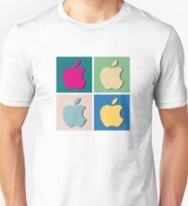 Apple Pop Art Unisex T-Shirt