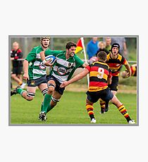 Attacking  Photographic Print