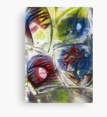 Engage your mind Canvas Print
