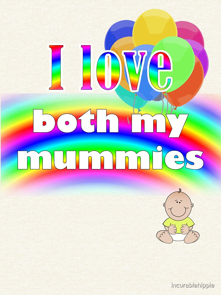 I love both my mummies: lesbian parenting by incurablehippie