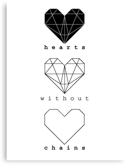 Hearts without chains by hannal