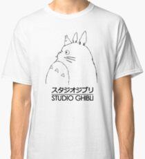 Studio Ghibli Totoro Classic T-Shirt