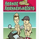 Arcade Archaeologists by arcadeimpossibl