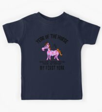 Born Year of The Horse Baby Kids Clothes