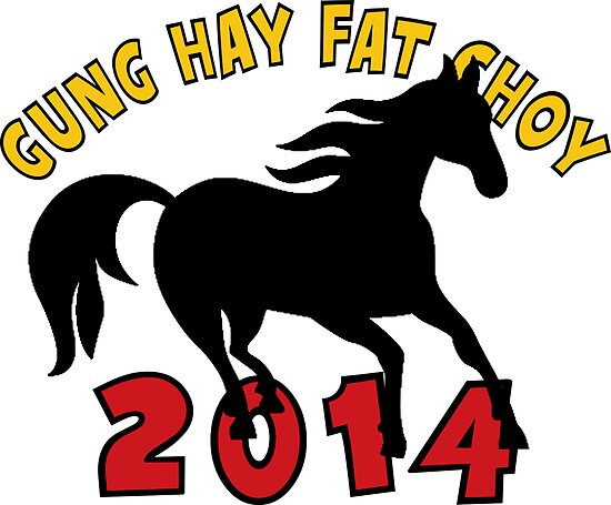 Happy Chinese New Year 2014 by ChineseZodiac