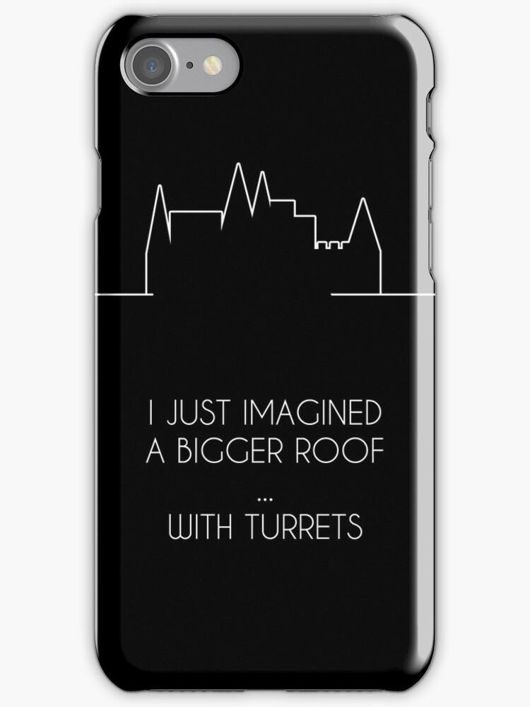 turrets by whitenights