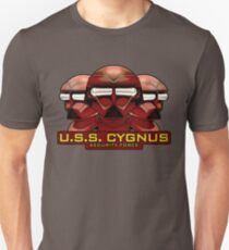 USS CYGNUS Security Force Unisex T-Shirt