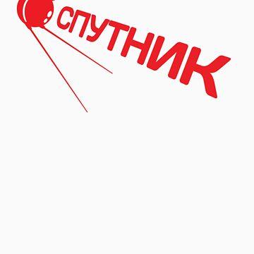 Sputnik 1957 Special by erebusnz