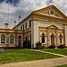 Boorowa  NSW  Court House  by Kym Bradley