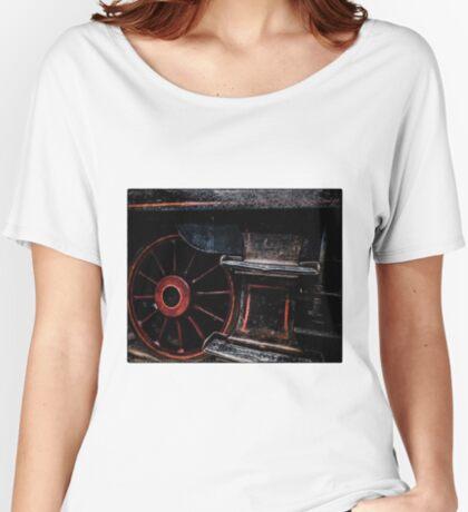 Steam Wheels  Women's Relaxed Fit T-Shirt