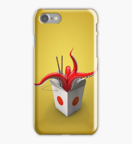 Takeout? iPhone Case/Skin