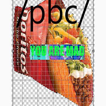 /pbc/ #pmagdch Doritos Tee by pbcmemeking69