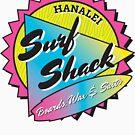 Hanalei Surf Shack by pjwuebker