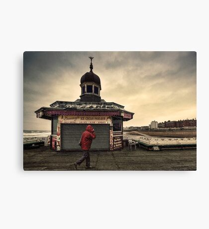 A British Summer Canvas Print
