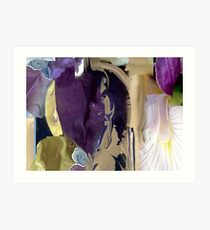 Petals - nb 2 Art Print