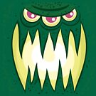 Monster Collection - Face 11 by ccorkin