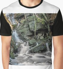 Lumsdale Falls Graphic T-Shirt