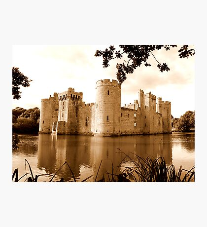 Bodiam Castle 2 Photographic Print