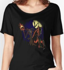 King of the Hollow Women's Relaxed Fit T-Shirt