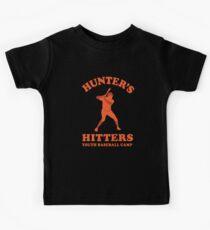 Hunter's Hitters (Orange Version) Kids Clothes