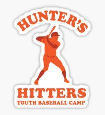 Hunter's Hitters (Orange Version) Sticker