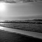 Pipeline, Northshore, Oahu, Hawaii by Michael Treloar