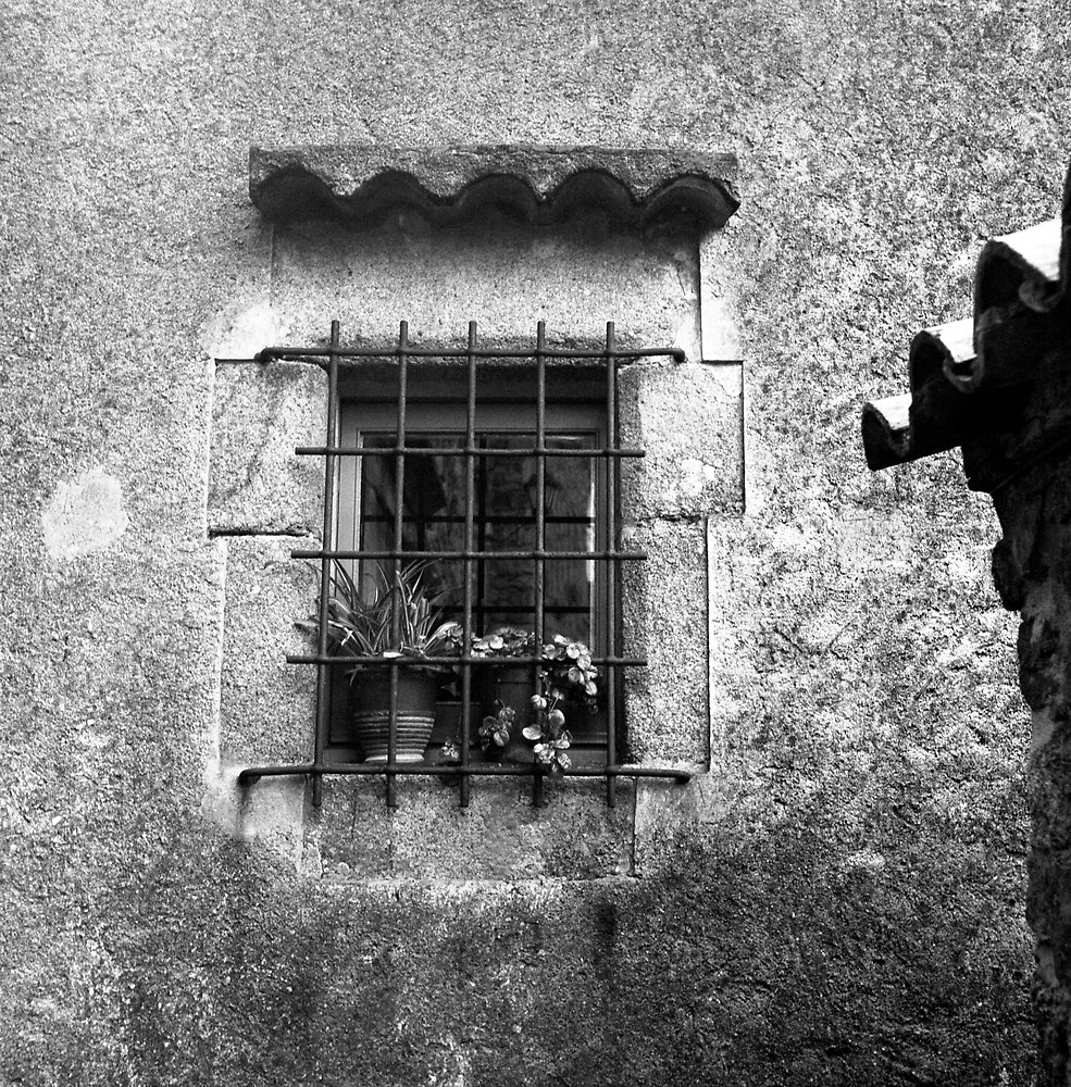A Spanish Window by James2001