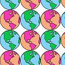 Earth Pattern by Cranemann