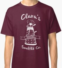 Clara's Impossible Soufflé Company (White) Classic T-Shirt