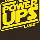 Use the powerups by D4N13L