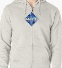 23.11.13 - I was there Zipped Hoodie