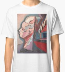 Overwhelmed by Suzanne Marie Leclair Classic T-Shirt