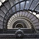 Downward Spiral by Douglas  Stucky
