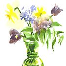 Spring Bouquet by KipDeVore