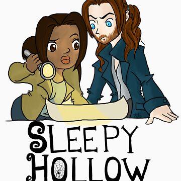Sleepy Hollow by KirstinCreative