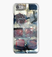 Squares of experimentation iPhone Case/Skin