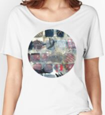 Squares of experimentation Women's Relaxed Fit T-Shirt