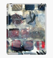 Squares of experimentation iPad Case/Skin