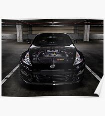 Nissan 370Z Poster
